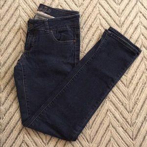 Refuge Denim Skinny Blue Jeans - Juniors 7